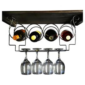 14 best Under Cabinet Wine Rack images on Pinterest | Wine rack ...