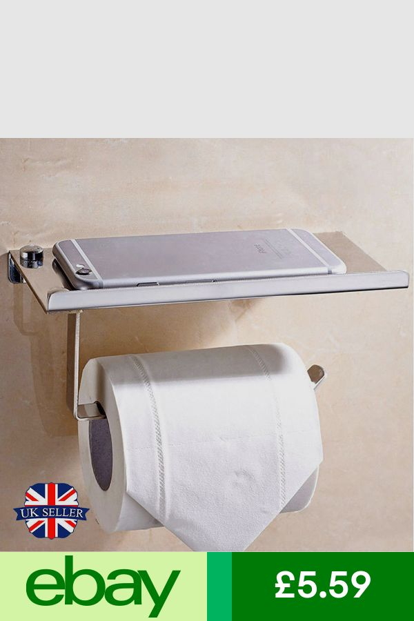 Taylor & Brown Toilet Roll Holders Home, Furniture & DIY #ebay ...