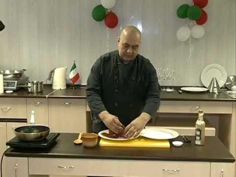 """""""Франческо и треска по-сицилийски"""" - YouTube"""