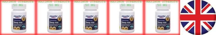 Sleeping Pills: Maximum Strength Night Time Sleep Aid 50 Mg 480 Ct Diphenhydramine Hci-S A L E -> BUY IT NOW ONLY: $38.99 on eBay!