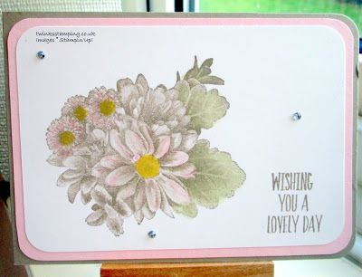 Twinks Stamping | Stampin' Up! Demonstrator: Happy Birthday  -  Heartfelt Blooms