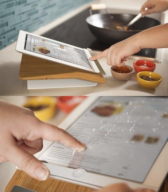 Ipad Kitchen