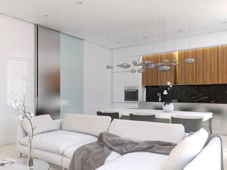 Flat 1 #Living room