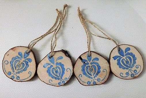 RebekaP / Tradične modré, netradične