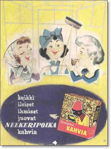 Vanhat mainokset, v. 1962