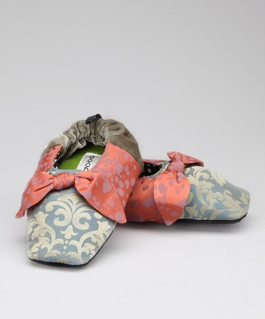 Take a look at this Coral Reef Slipper  by Goody Goody on #zulily today!