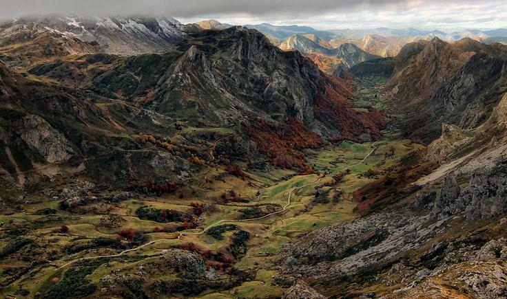 Somiedo, Asturias, Spain