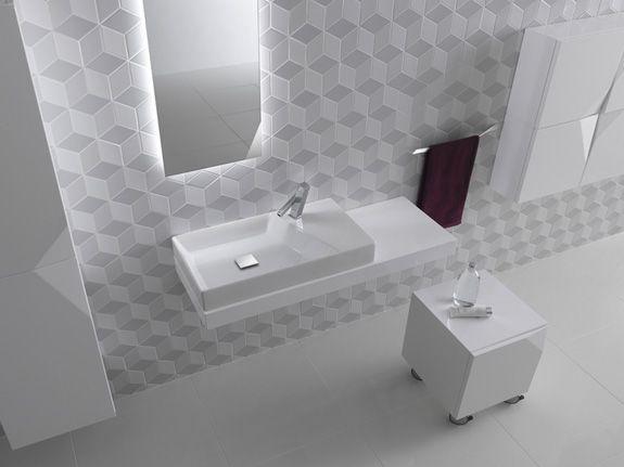 12 Best Cube Amp Dot Images On Pinterest Bathroom Ideas