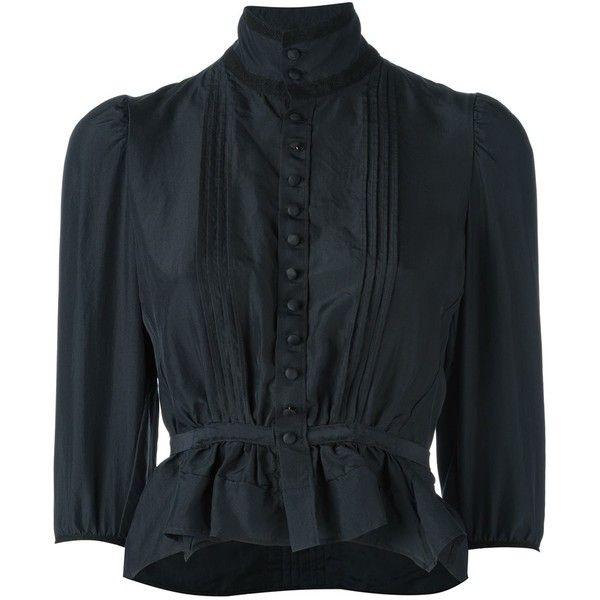 Best 25  High collar shirts ideas on Pinterest | Victorian, High ...