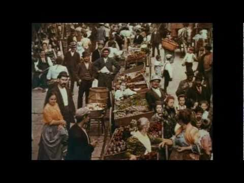 Beautiful history! This is why I <3 NYC.  (Part 1/8) New York: A Documentary Film - Episode One: The Country and The City (1609-1825) - YouTube