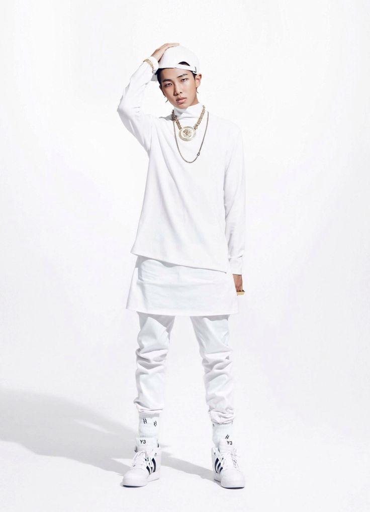 BTS <O! RUL8,2?> Concept photo - Rap Monster