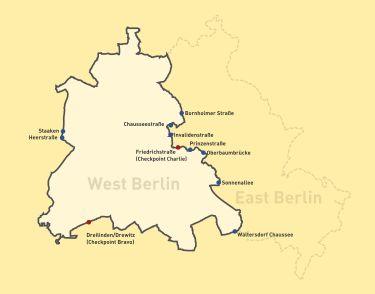 Muro de Berlim 1961_1989