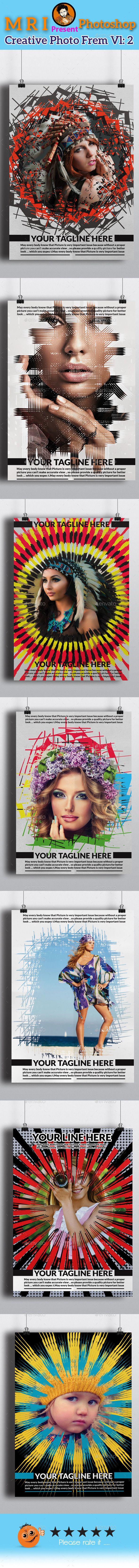 1309 besten Photo Template Bilder auf Pinterest | Photoshop effekte ...