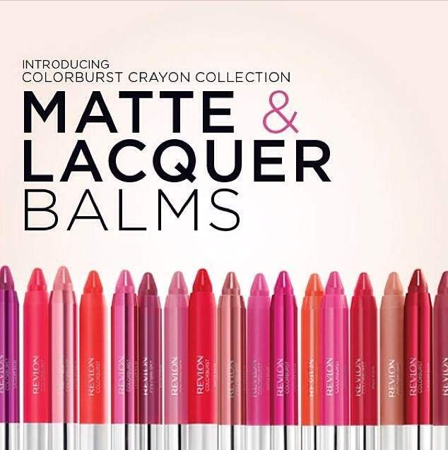 Introducing ColorBurst Matte & Lacquer lip balms, available in  20 moisture-rich shades and 2 new finishes.