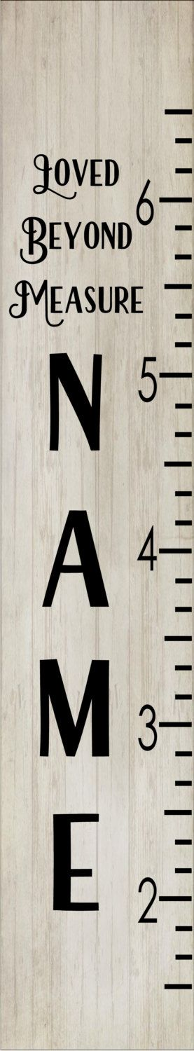 17 Best Images About Growth Chart On Pinterest