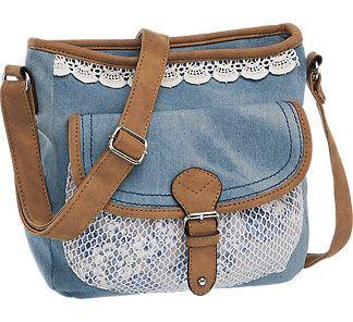 Deichmann torebka damska jeans (6809587901) - Allegro.pl - Więcej niż aukcje.