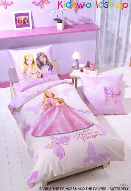 Dormitorios barbie bedrooms dormitorios fotos de - Fotos de decoracion de recamaras ...