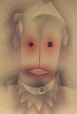 Monsieur Perlenschwein, par Paul Klee - 1925