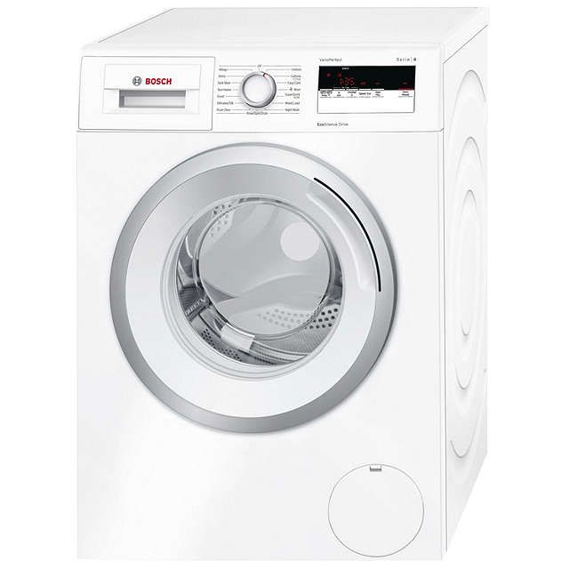 BuyBosch WAN28100GB Freestanding Washing Machine, 7kg Load, A+++ Energy Rating, 1400rpm Spin, White Online at johnlewis.com
