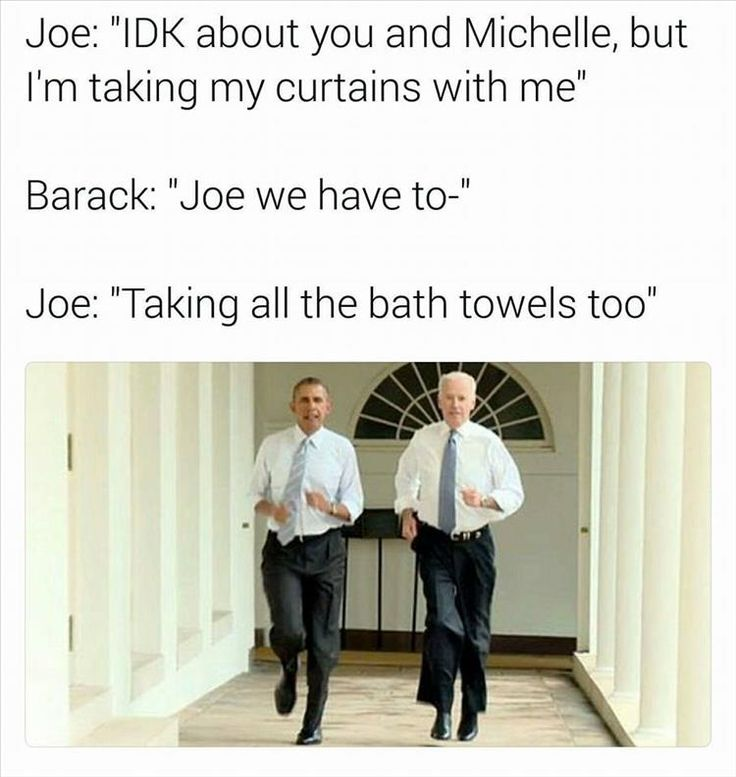 #6. Hilarious Memes Of Joe Biden Plotting White House Pranks Are Internet Gold – 20 Pics