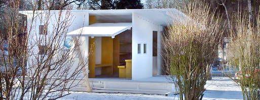 Afrikas erstes Papierhaus der Bauhaus-Universität steht jetzt in Kapstadt – Weimar | Thüringer Allgemeine