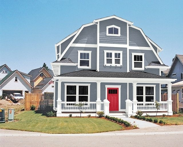 C B I D Home Decor And Design Maintaining Your Curb Appeal Sherwin Williams Storm Cloud