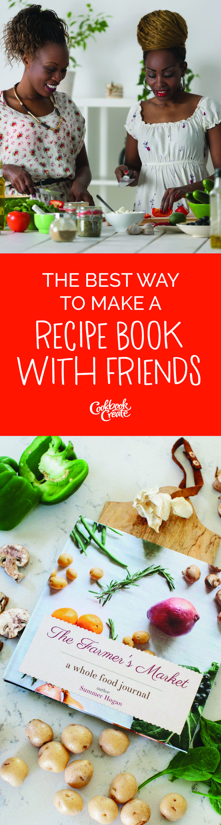 399 best cookbooks images on pinterest recipe books cooking food make a diy cookbook with your groups recipes forumfinder Images