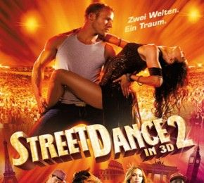 """""""StreetDance 2"""" - Kino-Tipp - Heiße Rhythmen, fette Beats und Tanzeinlagen machen """"StreetDance 2"""" zu einem mitreißenden Tanzspektakel in 3D."""