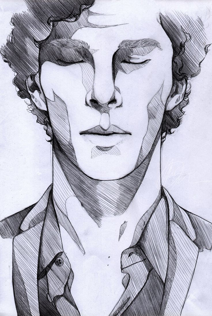 The lonely - Sherlock by Mi-caw-ber.deviantart.com on @deviantART (3 june 2014)