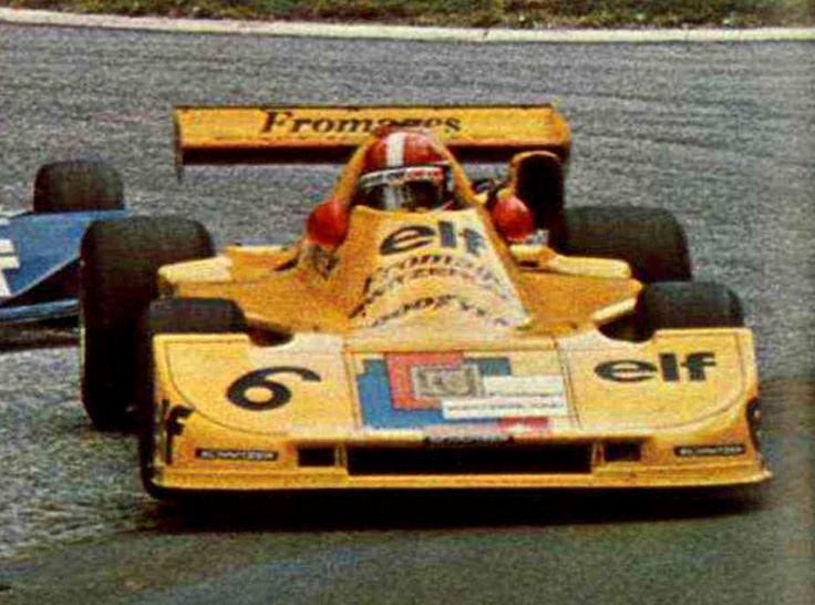 1975 Rouen (Jean Pierre Jabouille)  Elf 2J  - BMW