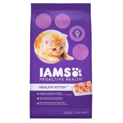 Iams Proactive Health Kitten - Dry Cat Food - 7lb