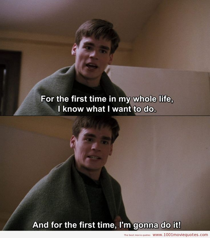 Dead Poets Society (1989) | 1001 Movie Quotes