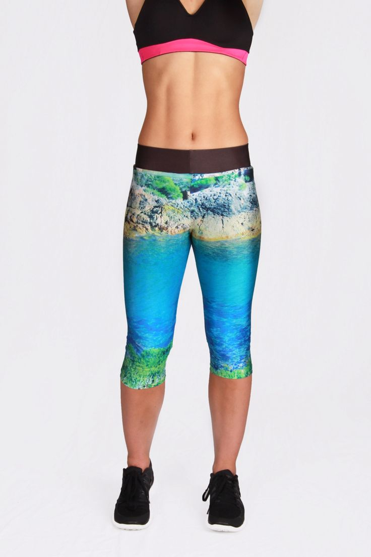 Kianinny Bay in Tathra  Tarryn Lucas Fitwear.   Available for $44.95 at www.tarrynlucas.com with FREE Australia wide postage.