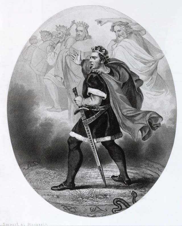 shakespeares macbeth was a machiavellian man A complete database of shakespeare's monologues worthy to be a rebel, for to that the multiplying villanies of nature do swarm upon himfrom the western isles of kerns and gallowglasses is supplied and fortune, on his damned quarrel smiling, show'd like a.