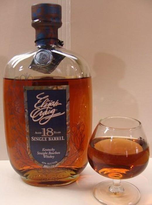 bourbon whiskey top brands