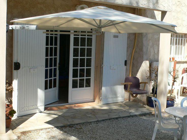Prostor | Parasol, pergola en windscherm. Alles voor uw terras - Prostor - via http://www.prostor.be