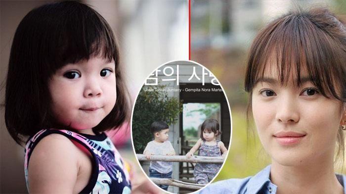 Gara-gara Foto Ini, Gempita Dijuluki Song Hye Kyo Kecil!