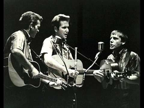 The Kingston Trio - Where Have All The Flowers Gone