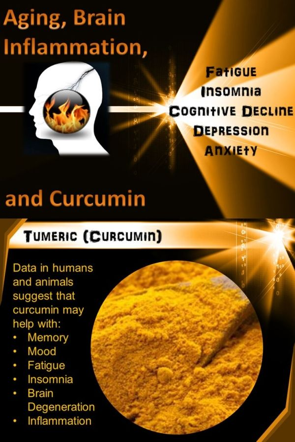Curcumin & the aging brain... Turmeric by ruby