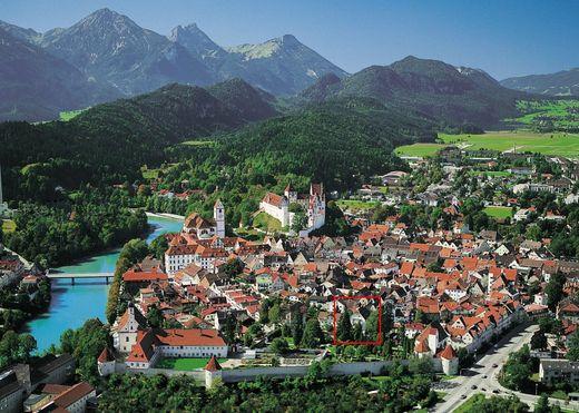 Ferienwohnung »Mein lieber Schwan« Urlaub in Füssen im Allgäu