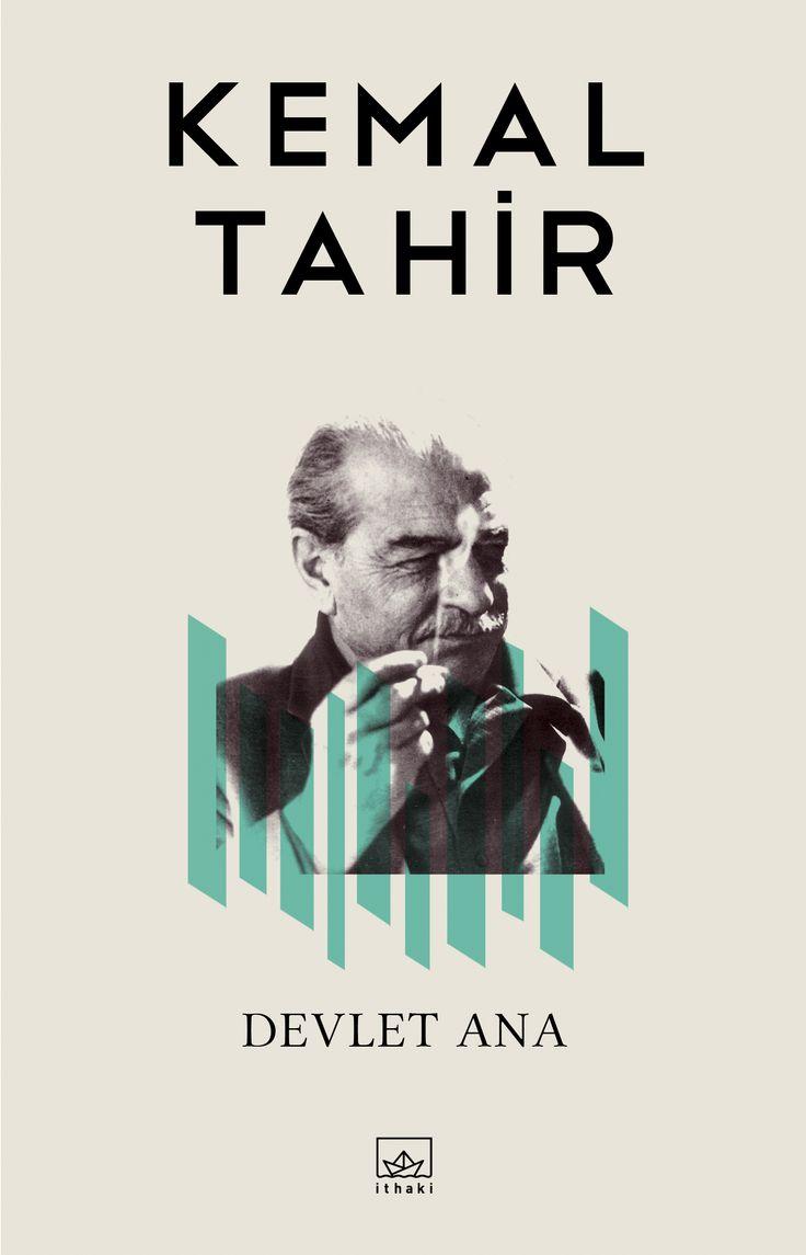 Kemal Tahir - Devlet Ana | Books cover design #bookscover