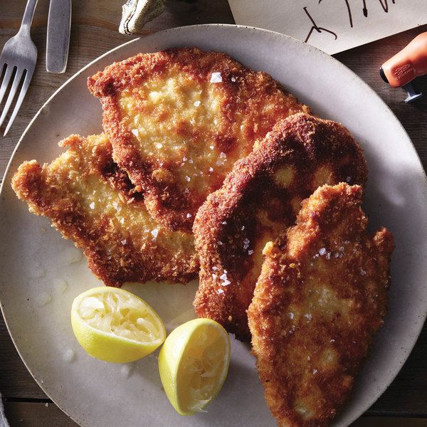 how to make crispy chicken cutlets Parmesan is just one of the secrets.
