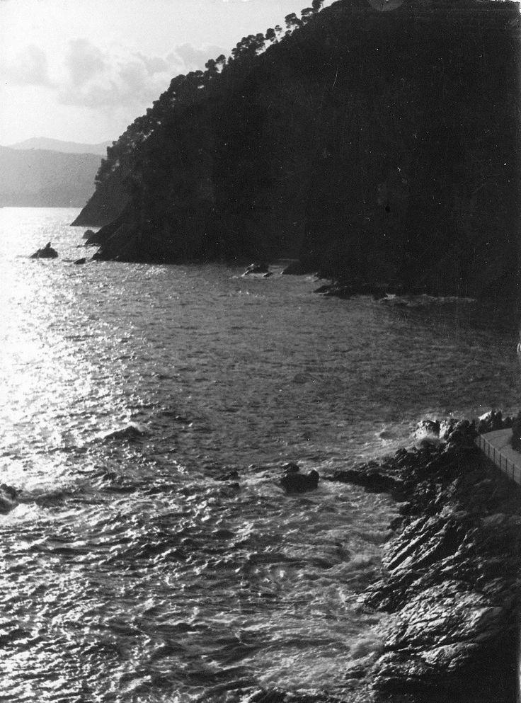 La costa di Zoagli (anni 1925-1950)