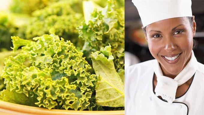 5 supergoda sätt att tillaga grönkål