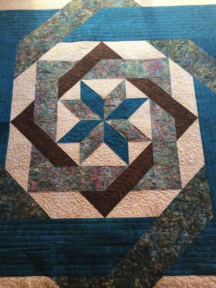 317 Best Labyrinth Walk Quilts Images On Pinterest Quilt
