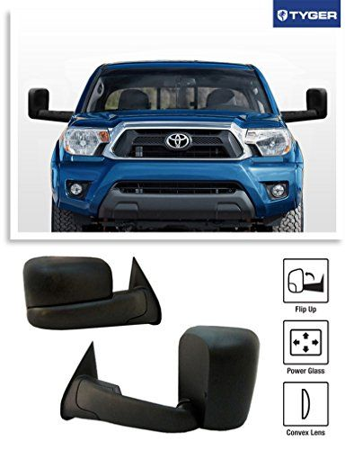http://automotiveideas.info/tyger-upgrade-performance-style-plugplay-towing-mirrors-2pcs-pair-set-power-convex-lens-telescoping-extendable-arms-textured-black-fit-2005-2015-toyota-tacoma/- TYGER Mirrors Meets OE quality standard and give your vehicle a customized-upgrade look!