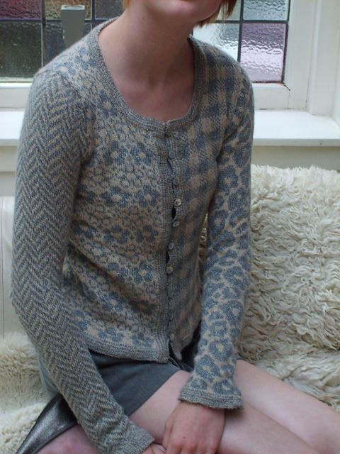 May be worth learning Fair Isles - love it!! Ravelry: Project Gallery for Many Fair Isles pattern by Boadicea Binnerts