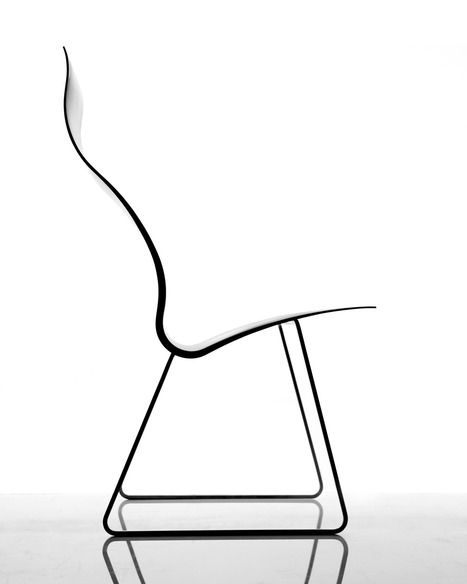 industrialist:  The Ergon Nomos Chair, from Los Angeles based design and fabrication studio Synperia
