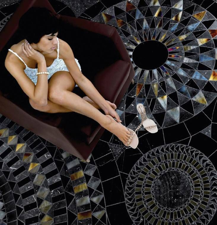 Avney tal  & Nonis gallery, shows you the unique beauty of natural stone that offers a range of stone tiles, marble and concrete, a variety of examples and adaptations. The company follows architects and designers on projects in the private and public. sicis#mosaic#Tlv#stone#parquet
