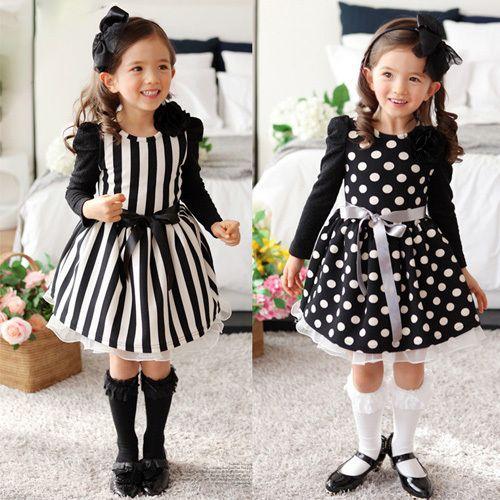 High fashion baby girl clothes 27